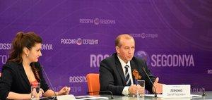 Московский вояж губернатора: удочка в президентскую гонку