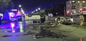 Обзор ДТП: неделя страшных аварий