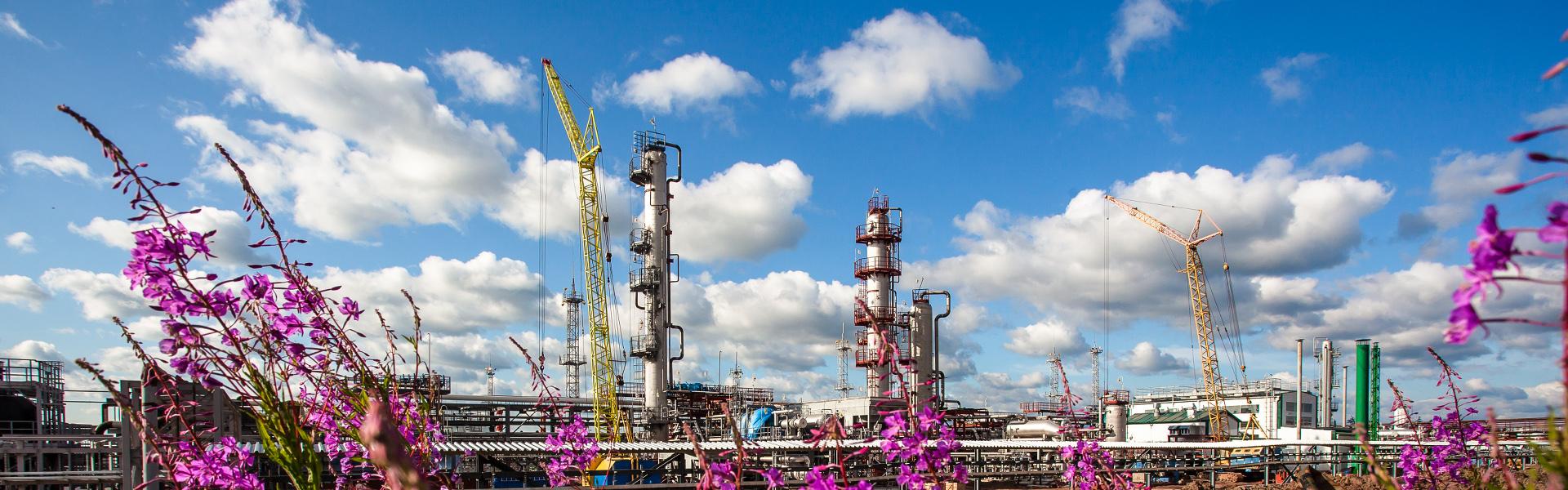 Как добывают нефть в Восточной Сибири