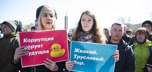 Навальное воскресенье: как прошел самый интеллигентный «Не Димон» России
