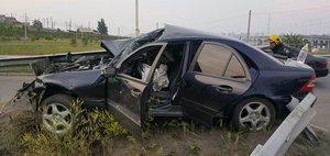 Обзор ДТП: «черная пятница» и разорванный Mercedes