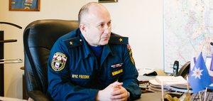Валентин Нелюбов: у каждого лесного пожара есть имя и фамилия