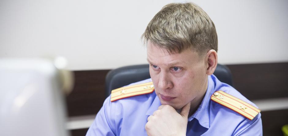 Евгений Карчевский. Автор фото — Валерия Алтарёва