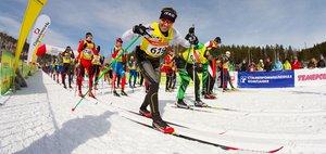 Лыжный марафон в Огоньках: проверка на выносливость