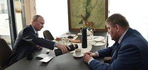 «В самом смелом сне не мог представить»: Вадим Семенов о беседе с президентом