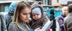 Мамы Иркутска встали на защиту Ирины Ежовой