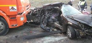 Обзор ДТП: разбитая Toyota и шесть погибших за день
