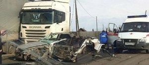 Обзор ДТП: трое погибших в Toyota и водитель без прав