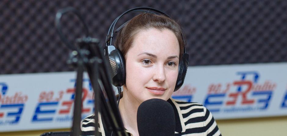 Екатерина Кирюхина. Автор фото — Зарина Весна