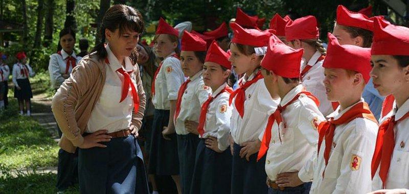 Иркутяне вспоминают отдых в детском лагере.