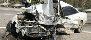 Обзор ДТП: машины всмятку и человеческие жертвы