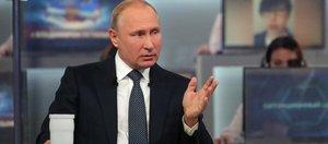 Эксперты о прямой линии с Владимиром Путиным