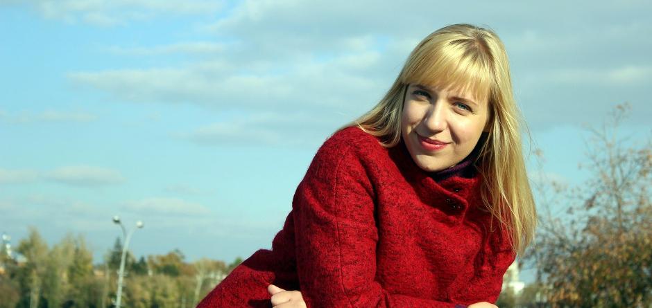Алина Вовчек. Фото из личного архива