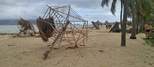 Тайфун во Вьетнаме: что происходит на курортах