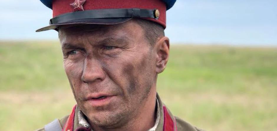 Дмитрий Бердников. Фото со страницы в Facebook