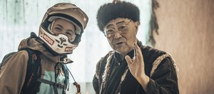Как снимали рекламный ролик для Toyota на Байкале