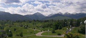 Алма-Ата: город-сад и знаменитый «Медео»