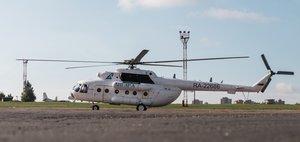 Медицина на высоте: чем оснащен вертолет для санавиации