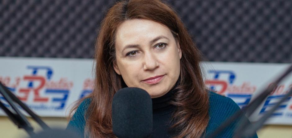 Галина Солонина. Автор фото — Зарина Весна