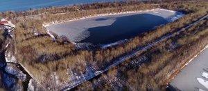 К Байкальску вместе с грязью подползает беда