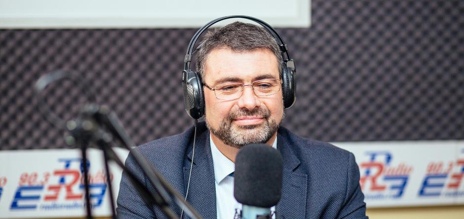 Константин Апарцин. Автор фото — Зарина Весна