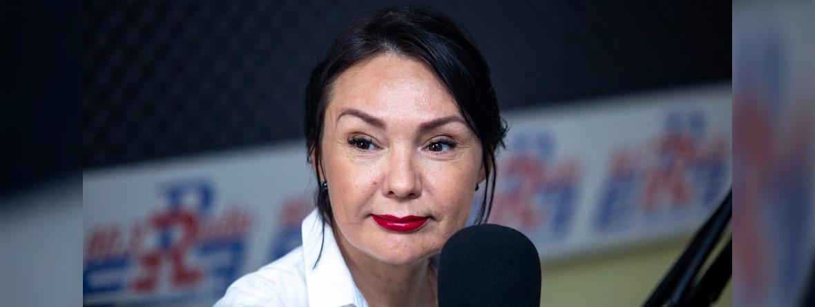 Гульнара Гарифулина. Фото — IRK.ru