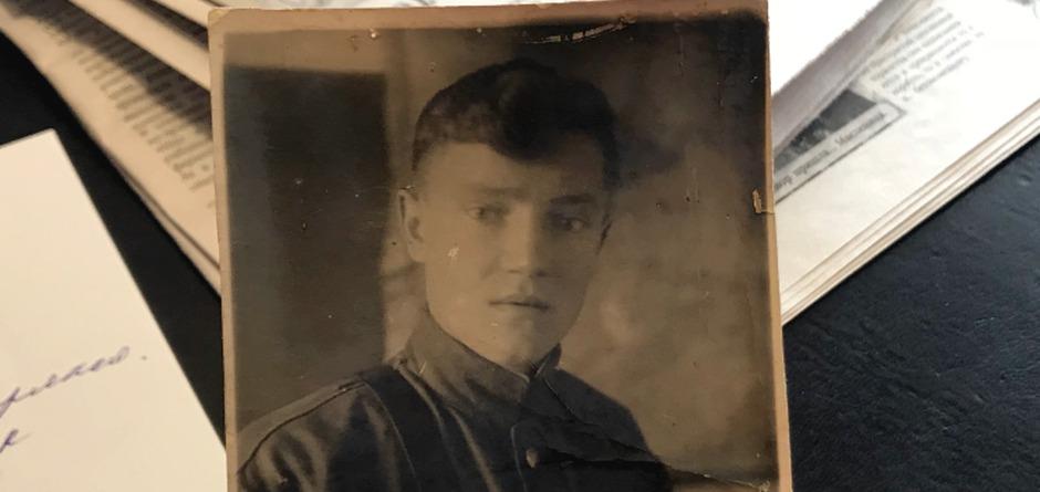 Иван Проценко в 1943 году