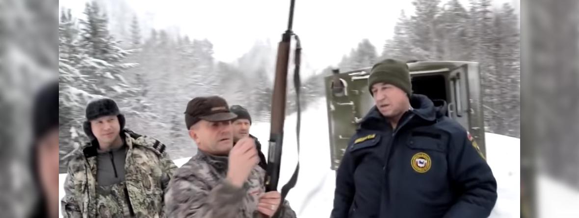 Сергей Левченко. Скриншот видео