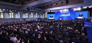Послание президента Совфеду: демонстрация силы Западу