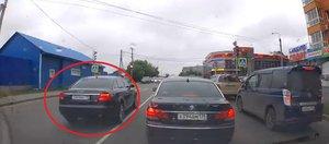 Автохам: Audi по встречке и жажда мести
