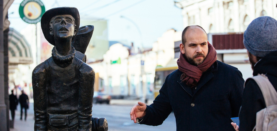 Александр Гранд. Автор фото — Зарина Весна