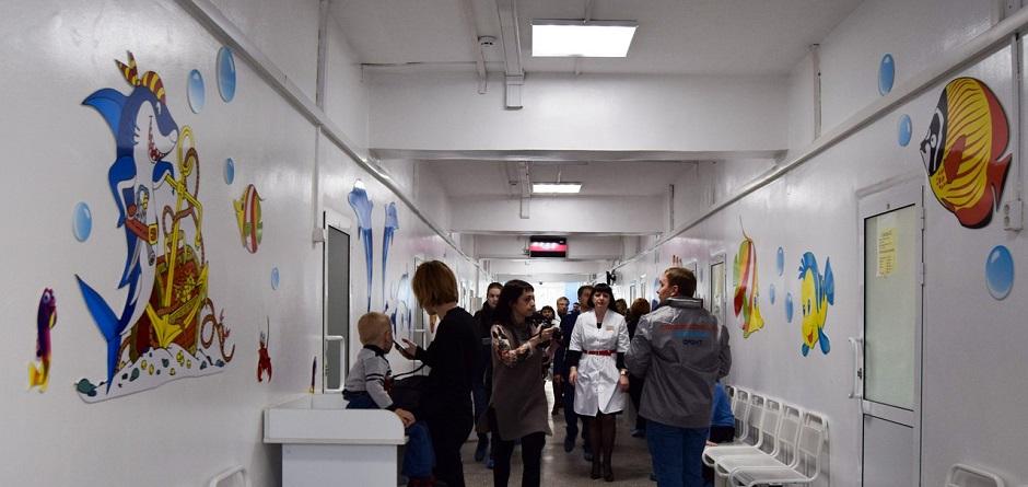 Второй рейд по иркутским поликлиникам
