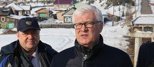 Сергей Брилка: «Усть-Кут заслуживает нового облика»