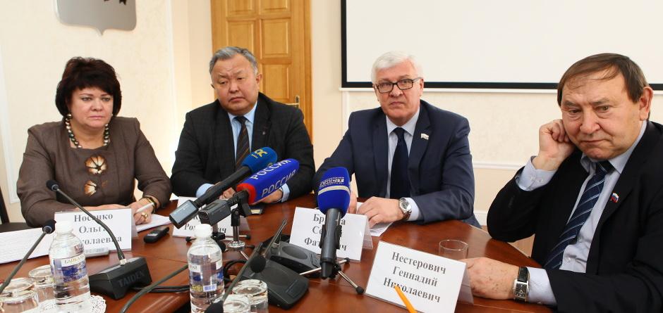 Фото предоставлено пресс-службой Заксобрания Иркутской области