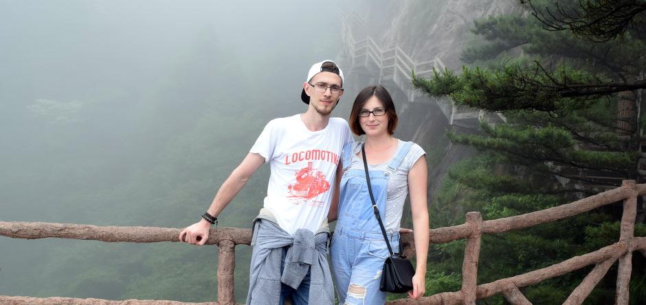 Антон и Юлия. Фото из личного архива