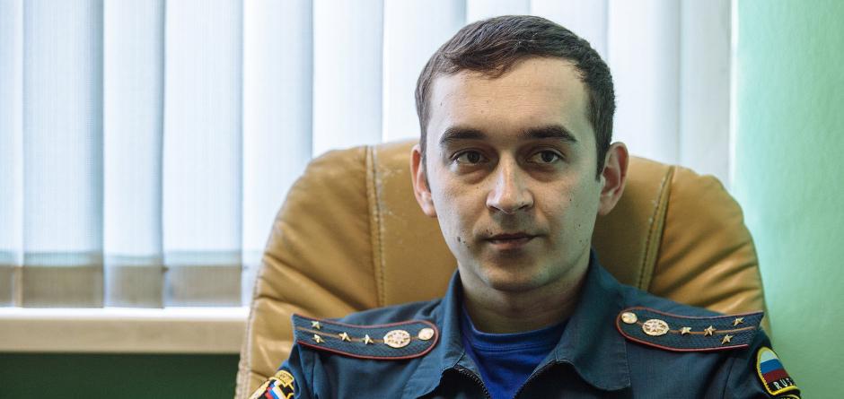 Станислав Хисматулин. Автор фото - Зарина Весна