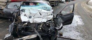 Обзор ДТП: трое погибших в праздник и пьяный на Infiniti