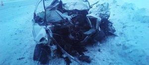 Обзор ДТП: жуткая авария с Toyota