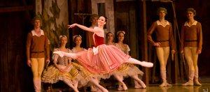 «В балете выживает сильнейший»