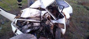 Обзор ДТП: смятый ВАЗ и 500 аварий