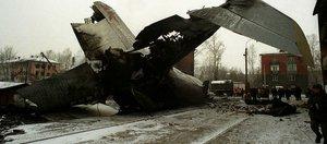 Крушение «Руслана». Не забудется никогда