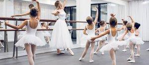 Балет, вокал и актерское мастерство в La Scene