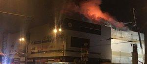 Реакция иркутских торговых центров на пожар в Кемерово