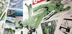 В Иркутске есть комиксы: как создают истории о супергероях
