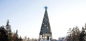 Иркутская елка: перезагрузка
