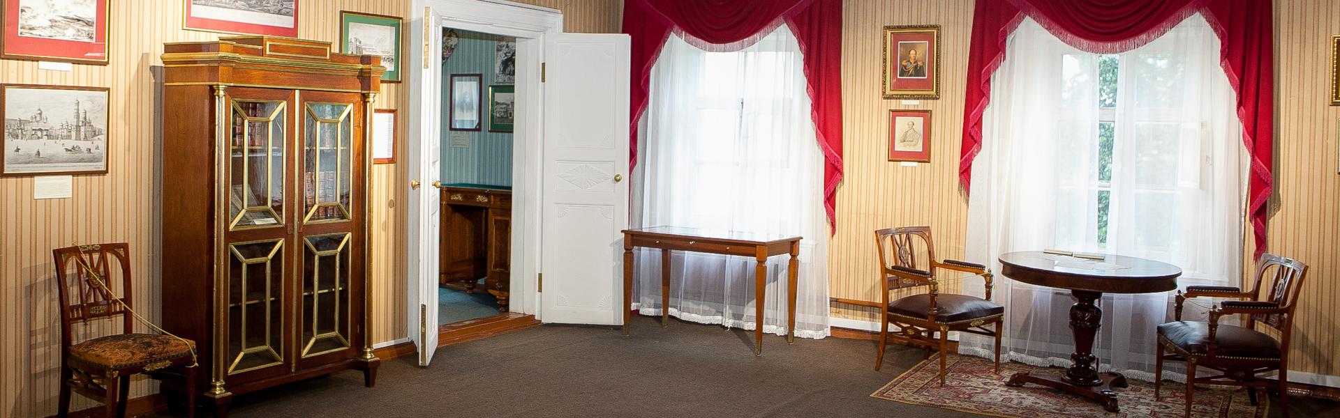 Перстни из кандалов и шаль хозяйки дома. Что посмотреть в усадьбе Волконских
