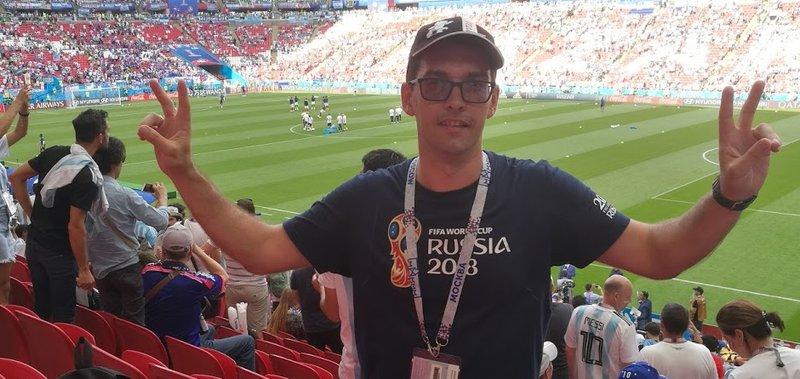 Роман Цыганков побывал на шести матчах и поделился впечатлениями.