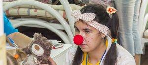 Больничные клоуны: родителям мы нужны не меньше, чем детям