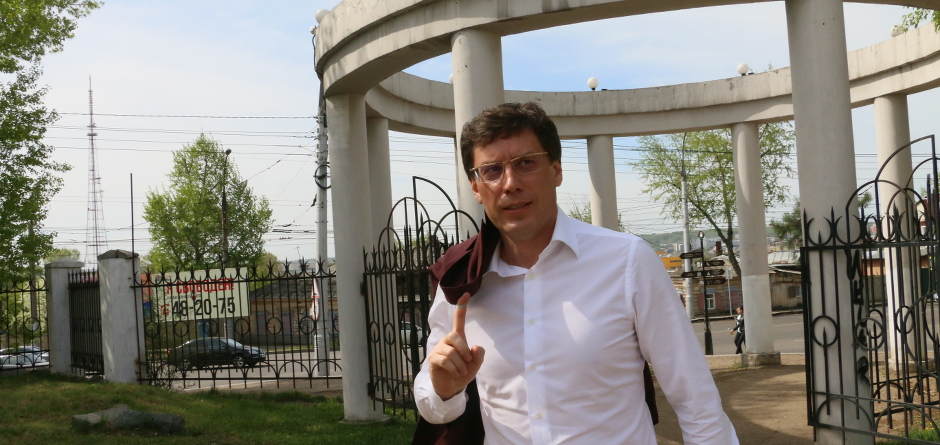Эдуард Дикунов. Фото фонда «В поле зрения»