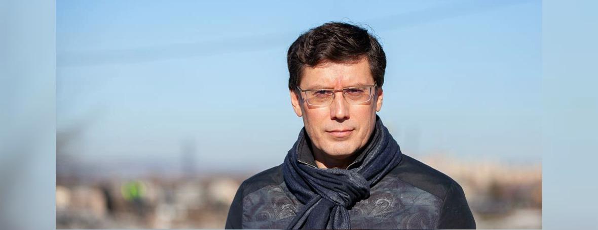 Эдуард Дикунов. Фото Анастасии Влади